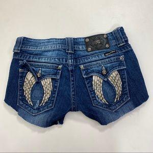 Miss Me Jean Shorts size 29
